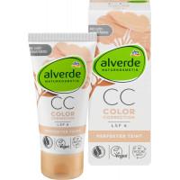 Крем CC для всех типов кожи alverde, 50 мл (Германия)