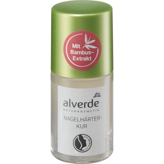 Отвердитель для ногтей alverde, 10 мл (Германия) -
