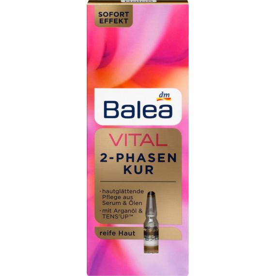 2-фазные ампулы для лечения VITAL Balea, 7 мл (Германия) -