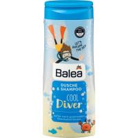 Детский душ и шампунь Крутой Дайвер Balea 300 мл (Германия)