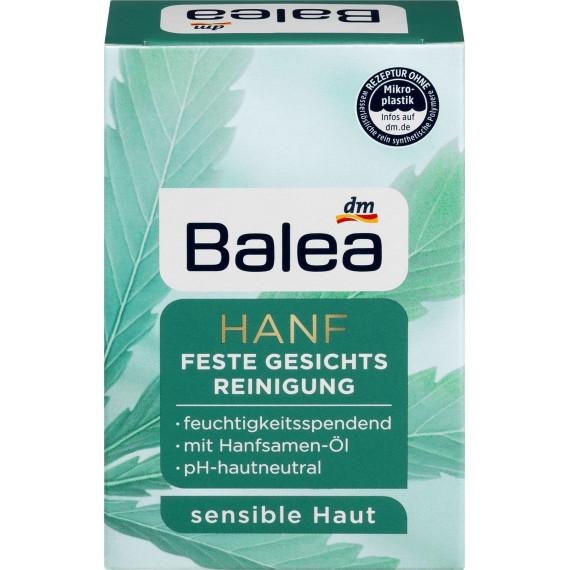 Очищенння для обличчя Конопля Balea, 65 g (Німеччина) -