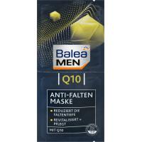 Маска против морщин Q10 Balea MEN, 16 ml (Германия)