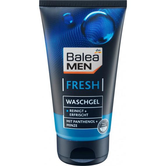 Гель для умывания лица свежесть Balea MEN, 150 ml (Германия) -