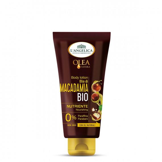 Лосьон для тела Питательный с маслом Макадамии 300 мл -