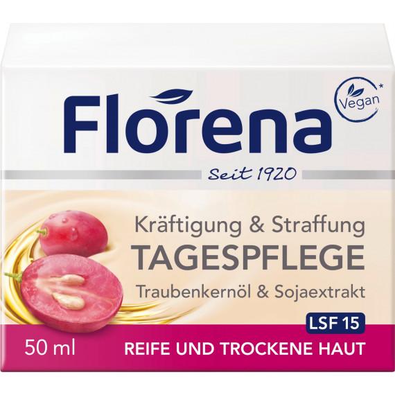 Денний крем виноградна олія Florena, 50 мл (Німеччина) -