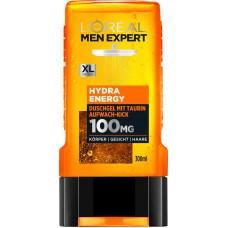 Гель для душа Hydra Energy L'ORÉAL Men Expert 300 мл (Германия)