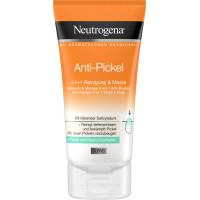 Очищающая маска против прыщей 2в1 Neutrogena, 150 ml (Германия)