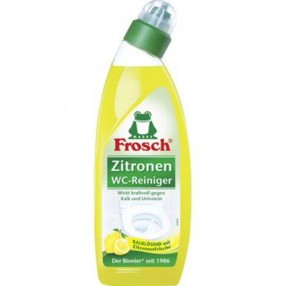 Гель для чистки туалета Frosch, 0,75 l (Германия) -
