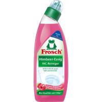 Гель для чистки туалета Малиновый уксус Frosch, 750 ml (Германия)