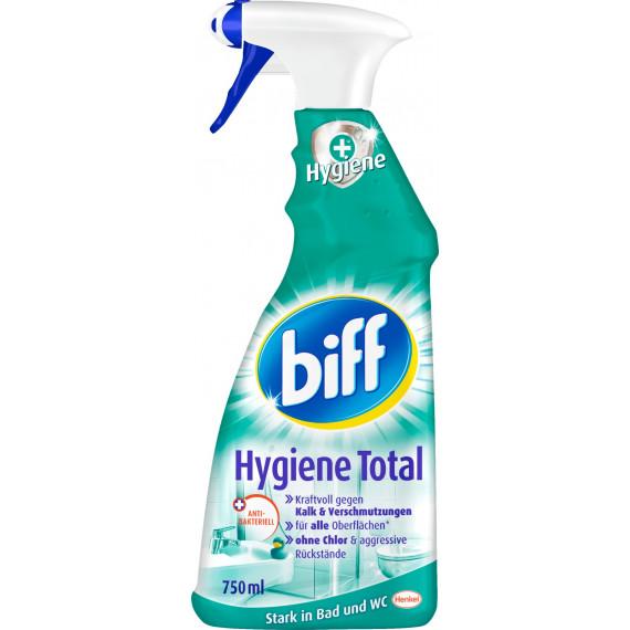 Средство для чистки ванны Гигиеническое Biff, 750 ml (Германия) -