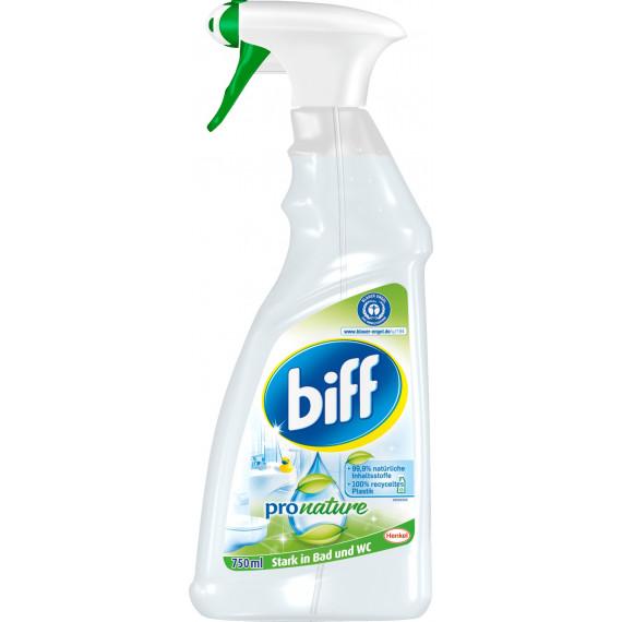 Спрей для ванны Природа Biff, 750 ml (Германия) -