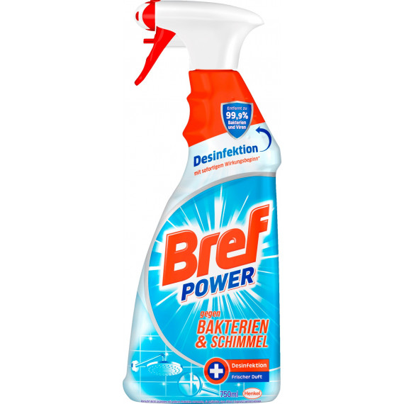 Средство против Бактерий и Плесени Bref, 750 мл (Германия) -