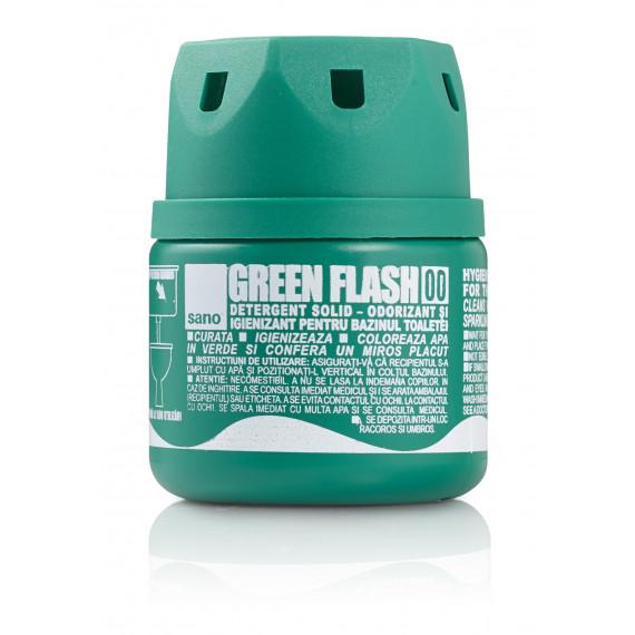 Средство для чистки унитаза Зеленый Sano, 200 g -
