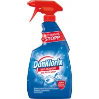 Очиститель для ванны с активным хлором DanKlorix, 750 мл (Германия)