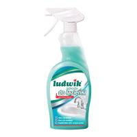 Молочко для чистки ванной комнаты Ludwik, 750 ml. (Польша)