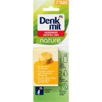 Засіб для чищення ванної кімнати Nature Таблетки Denkmit, 2 шт (Німеччина)