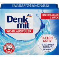 Блок в туалет запаски Denkmit, 80 г (Германия)