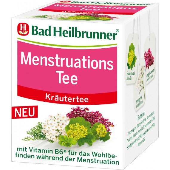 Менструальний чай Bad Heilbrunner (8 х 2 г), 16 г (Німеччина) -