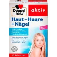 Шкіра + волосся + нігті таблетки Doppelherz, 21,4 г. (Німеччина)