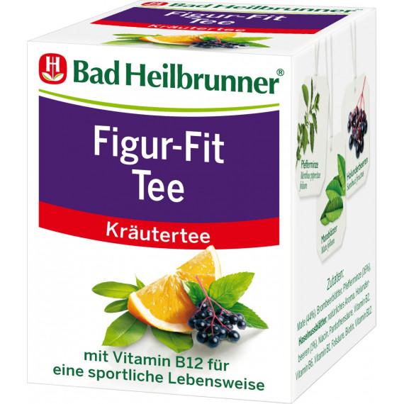 Травяной чай, чай для фигуры (8 х 2 г), 16 г (Германия) -