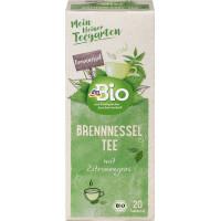 Травяной чай, крапива dmBio (20 х 1,5 г), 30 г (Германия)
