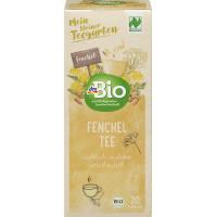 Травяной чай, чай из фенхеля, Naturland dmBio, (20 х 2 г), 40 г (Германия)