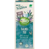 Трав'яний чай, шавлія, Naturland dmBio (20 х 1,5 г), 20 шт (Німеччина)