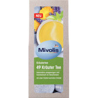Трав'яний чай 49 трав Mivolis, 100 г. (Німеччина)