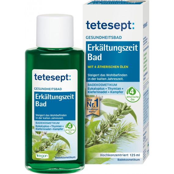 Ванная для холодного времени года tetesept, 125 ml (Германия) -