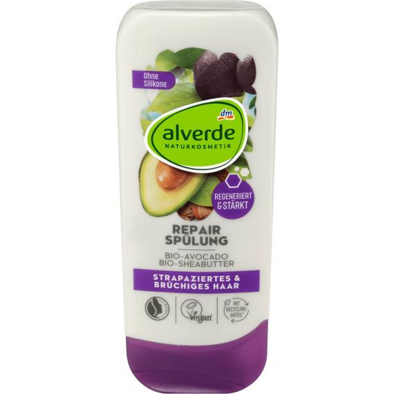 Бальзам для волос Восстанавливающий alverde, 200 ml. (Германия) -