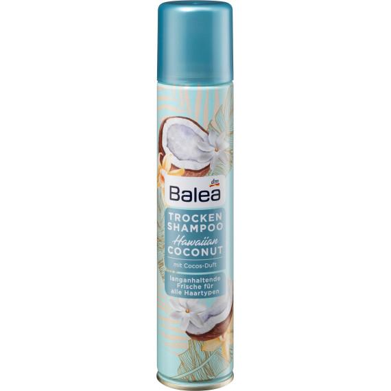 Сухой шампунь Гавайский Кокос Balea, 200 ml (Германия) -