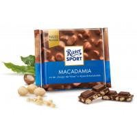 Шоколад Макадамия Ritter sport, 100 g (Германия)