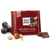 Шоколад Виноградный орех Ritter sport, 100 g (Германия)