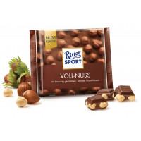 Шоколад Цельный Орех Ritter sport, 100 g (Германия)
