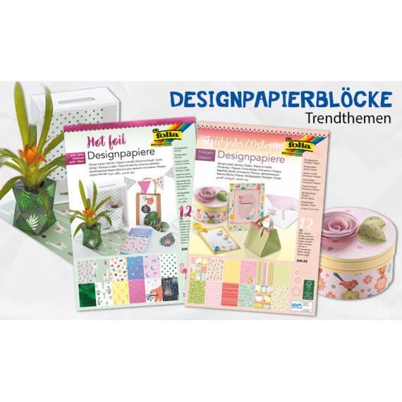 Бумага для дизайна Зима, 14 арк. (Германия) -