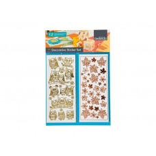 Набор декоративных наклеек CRELANDO®, 12 шт. (Германия)