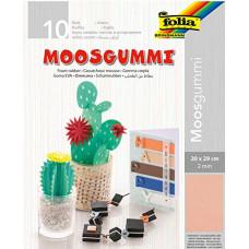 Набор для ремесла из поролона Folia, 10 шт. (Германия)