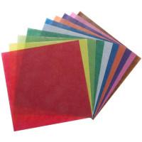 Цветная бумага 50 листов формата А4, 10 цветов (Германия)