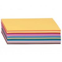 Цветная бумага 135 g / m2 25 цветов, 100 шт (Германия)