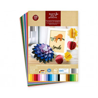 Цветная бумага 135 g / m2 25 цветов DIN A3, 50 шт (Германия)
