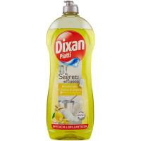 Средство для мытья посуды Сода и цедру лимона Dixan, 650 ml