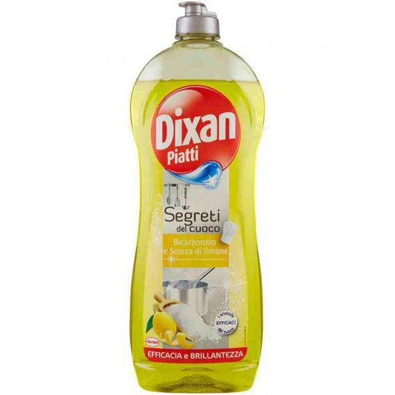 Средство для мытья посуды Сода и цедру лимона Dixan, 650 ml -