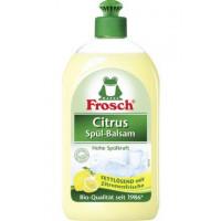 Средство для мытья посуды цитрус Frosch, 0,5 л. (Германия)