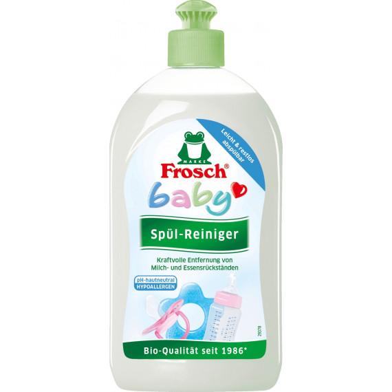 Детское моющее средство для посуды Frosch, 0,5 l (Германия) -