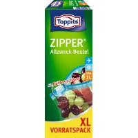 Застежка-молния 1LXL Toppits, 28 шт (Германия)