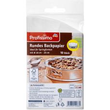Бумага для выпечки круглая (Ø26см-28см), 10 шт (Германия)