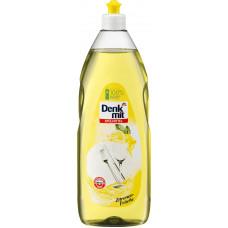 Моющее средство для посуды с ароматом лимона Denkmit, 1л. (Германия)