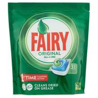 Капсулы для посудомоечных машин Original Fairy, 31 шт.