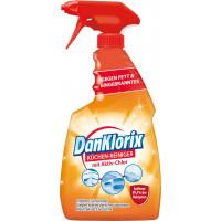 Очиститель кухни с активным хлором DanKlorix, 750 мл (Германия)
