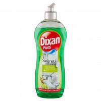 Средство для мытья посуды Сода и Виноград Dixan, 650 ml